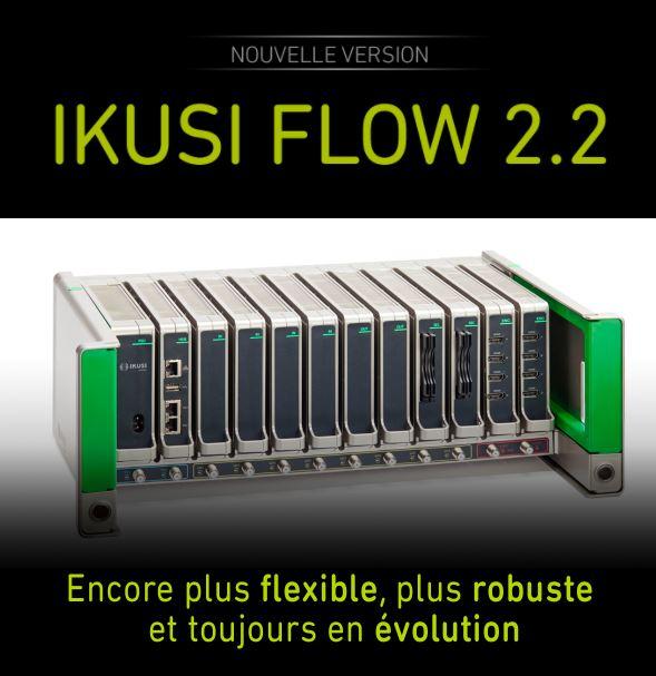 Ikusi présente la nouvelle version du firmware d'Ikusi Flow