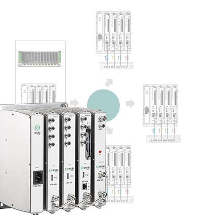 Ikusi Multimedia presenta nuevas funcionalidades en su cabecera HTI