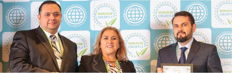 Ikusi México obtiene certificación de RSC de WORLDCOB-CSR